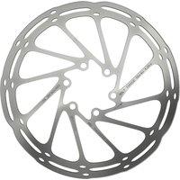 ausrüstung/Bremsen: SRAM  Bremsscheibe Centerline Rounded 200mm Centerlock  abgerundetes Profil