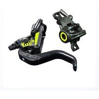 ausrüstung/Bremsen: Magura  MT8 SL 1-Finger HC Carbon-Hebel
