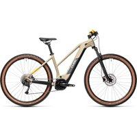 E-Bikes/E-Mountainbikes: Cube  Reaction Hybrid Performance 400 Trapeze  2021