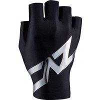 Bekleidung/Handschuhe: Supacaz  SupaG Short Glove - Twisted Platinum L