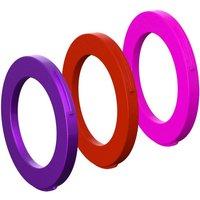 ausrüstung/Bremsen: Magura  Blenden-Ring Kit für Bremszange 2 Kolben Zange ab MJ2015 (purple  )