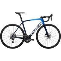 fahrrad: Trek  Emonda SL 5 Disc Carbon Blue SmokeMetallic Blue 60 cm