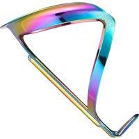 ausrüstung/Trinkflaschen: Supacaz  Fly Cage Ano (Aluminum) - Oil Slick