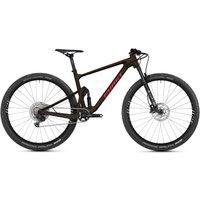 fahrrad/Mountainbikes: Ghost  Lector FS Essential darkchococoral 2021