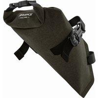 ausrüstung/Koffer & Körbe: Brooks  Scape Saddle Roll Bag