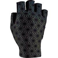 Bekleidung/Handschuhe: Supacaz  SupaG Short Glove - Oil Slick L