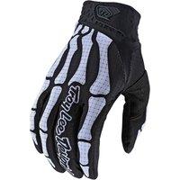: Troy Lee Designs  Air Glove Skully Black SM