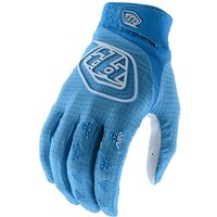 : Troy Lee Designs  Youth Air Glove Blue LG