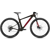 fahrrad/Mountainbikes: Ghost  Lector SF Essential darkchococoral 2021