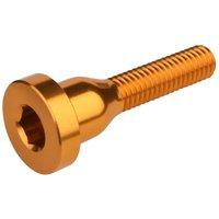 ausrüstung: Burgtec  Top Cap Schraube Bullion Gold