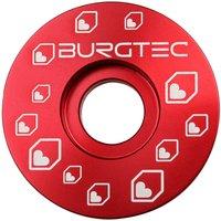 ausrüstung: Burgtec  Top Cap Race Red