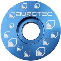 ausrüstung: Burgtec  Top Cap Deep Blue