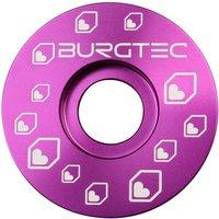 ausrüstung: Burgtec  Top Cap Purple Rain