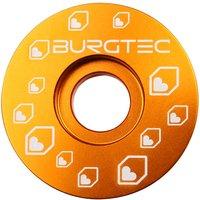 ausrüstung: Burgtec  Top Cap Iron Bro Orange