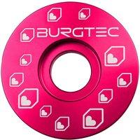 ausrüstung: Burgtec  Top Cap Toxic Barbie Pink