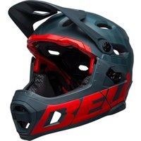 Bekleidung/Helme: Bell  Super DH Spherical Prime Matte BlueCrimson M