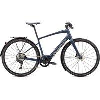 E-Bikes: Specialized  Vado SL 4.0 EQ NavyWhite Mountains XL 2020