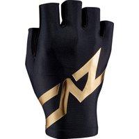 Bekleidung/Handschuhe: Supacaz  SupaG Short Glove - Twisted Gold L