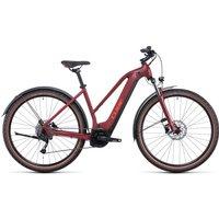 E-Bikes/E-Mountainbikes: Cube  Nuride Hybrid Performance 625 Allroad  Trapeze 54 cm  M