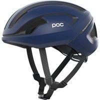 Bekleidung/Helme: POC  Omne Air SPIN Lead Blue Matt S (50-56)