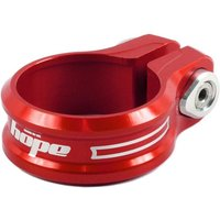 ausrüstung/Sattel: HOPE Hope Seat Clamp - Bolt - Red 30.0