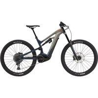 E-Bikes: Cannondale  Moterra Neo Carbon SE Stealth Grey M