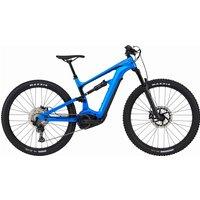 E-Bikes: Cannondale  Habit Neo 3 Electric Blue L