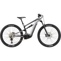 E-Bikes: Cannondale  Habit Neo 4 Plus Grey L