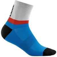 Bekleidung/Socken: Cube  Socke Mid Cut Teamline 36-39