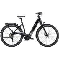 E-Bikes: Cannondale  Mavaro Neo+ 5 2021 Black Pearl S