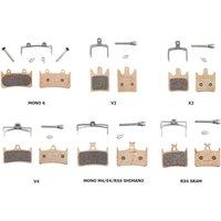 ausrüstung/Bremsen: HOPE Hope Brake Pads - Sinte Compound