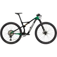 fahrrad: Cannondale  Scalpel HM 1 Team Replica w Berserker Green 2021 L