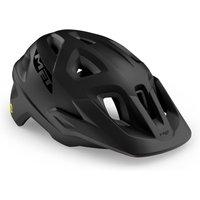 Bekleidung/Helme: MET Met Echo MIPS Black Matt LXL 60-64 cm