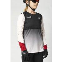 ausrüstung: FOX Fox Langärmliges Jersey Flexair Women  XS