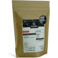 ausrüstung: Quadro Coffee  Festtags Crema - Ganze Bohne