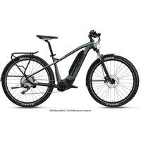 E-Bikes/E-Mountainbikes: Flyer  Goroc2 2.10 Black Shading  Black Gloss 20.1Ah 2021 L