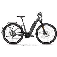 E-Bikes: Flyer  Upstreet5 7.10 Anthracite Gloss Tiefeinsteiger 16.75Ah D0 2021 L