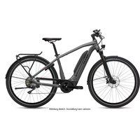 E-Bikes: Flyer  Upstreet5 7.10 Anthracite Gloss Herren 16.75Ah D0 2021 M
