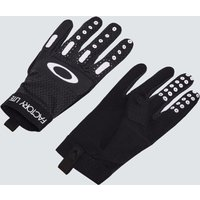 Bekleidung/Handschuhe: Oakley  New Factory Lite Glove 2.0 Black Iris M