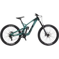 fahrrad/Mountainbikes: GT Bicycles  Fury PRO Satin Jade w Black & Mint 2020