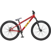fahrrad/Mountainbikes: GT Bicycles  LaBomba Red Flake