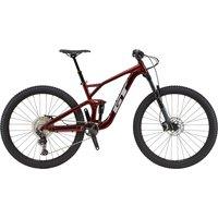 fahrrad/Mountainbikes: GT Bicycles  Sensor Sport Red Flake 2021