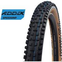 Fahrradteile: Schwalbe  Nobby Nic Faltreifen Evolution Line SpeedGrip Bronze-Skin Super GroundTLE E-50 27.5x2.35