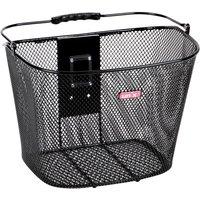 ausrüstung/Koffer & Körbe: UNIX Unix Anteo Vorderradkorb Klickfix