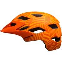 ausrüstung/Helme: Bell  SIDETRACK Youth 17 m tangorg uni