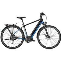 E-Bikes: Kalkhoff  Endeavour 5.S Move magicpacific glossy 2019 Diamant M
