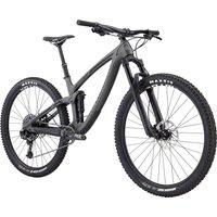 fahrrad/Mountainbikes: Transition  Smuggler Carbon NX Carbon Black Powder 2019 L