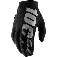 ausrüstung/Handschuhe: 100percent 100% Brisker Cold Weather Glove  S