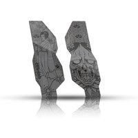 ausrüstung/Rahmen: Riesel Design  fork:Tape 3000 japan