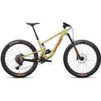 fahrrad: Santa Cruz  Hightower C S Desert and Orange 2020 Reserve M